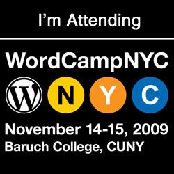 WCNYC 2009